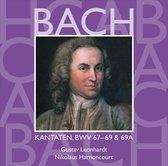 Bach: Kantaten, BWV 67-69 & 69A
