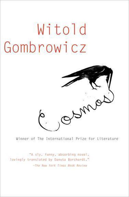 Boek cover Cosmos van Witold Gombrowicz (Onbekend)