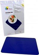 Able2 Anti-Slip mat rechthoekig - blauw