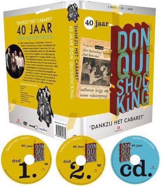 Cover van de film '40 Jaar Don Quishocking'