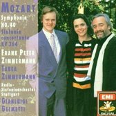 Mozart: Symphonie 40 / Sinfonia Concerto KV 364
