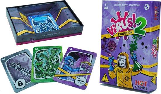 Afbeelding van het spel Virus! 2 Evolution