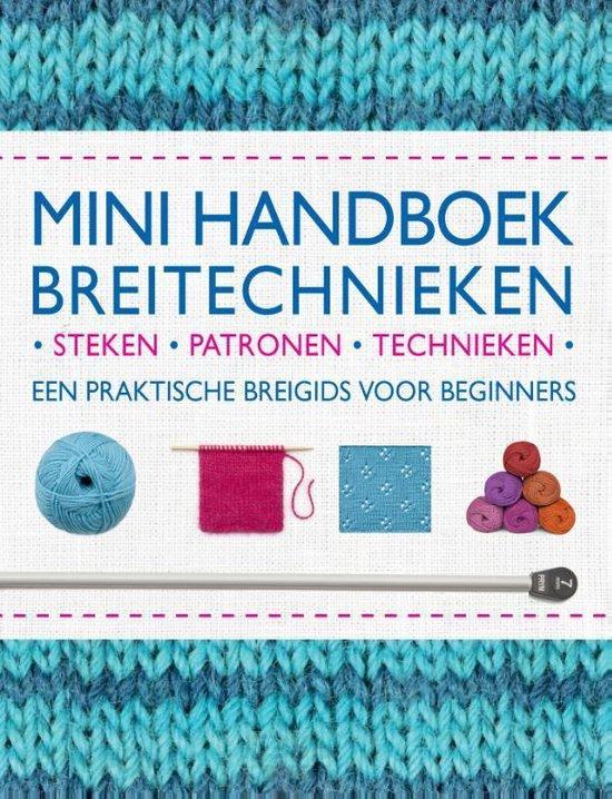 Mini handboek breitechnieken - Vikki Haffenden |