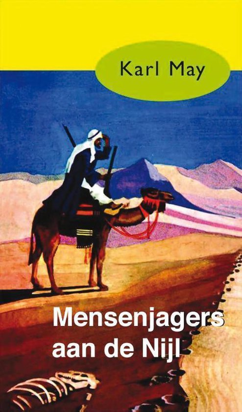 Karl May 22 - Mensenjagers aan de Nijl - Karl May  