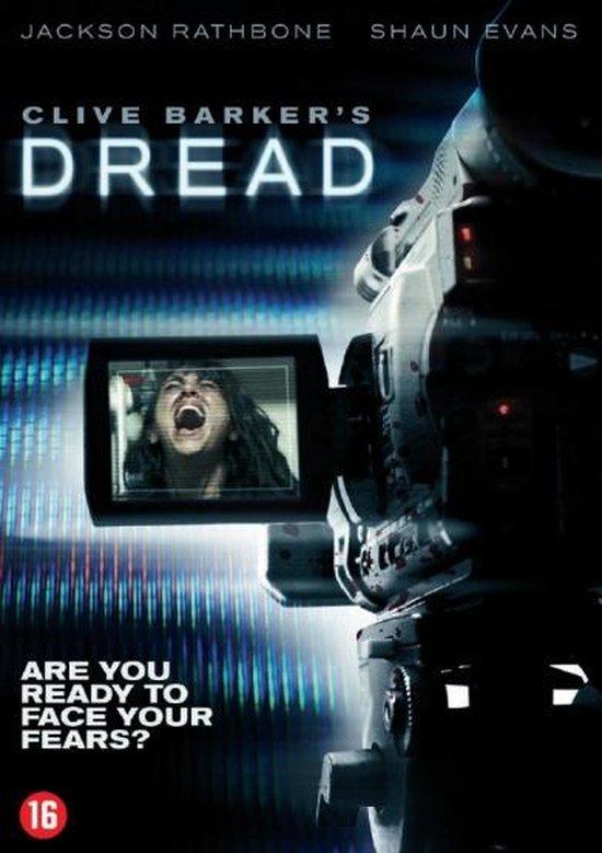 Cover van de film 'Dread'