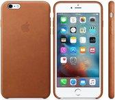 Apple Leren Hoesje voor iPhone 6/6s - Cognac