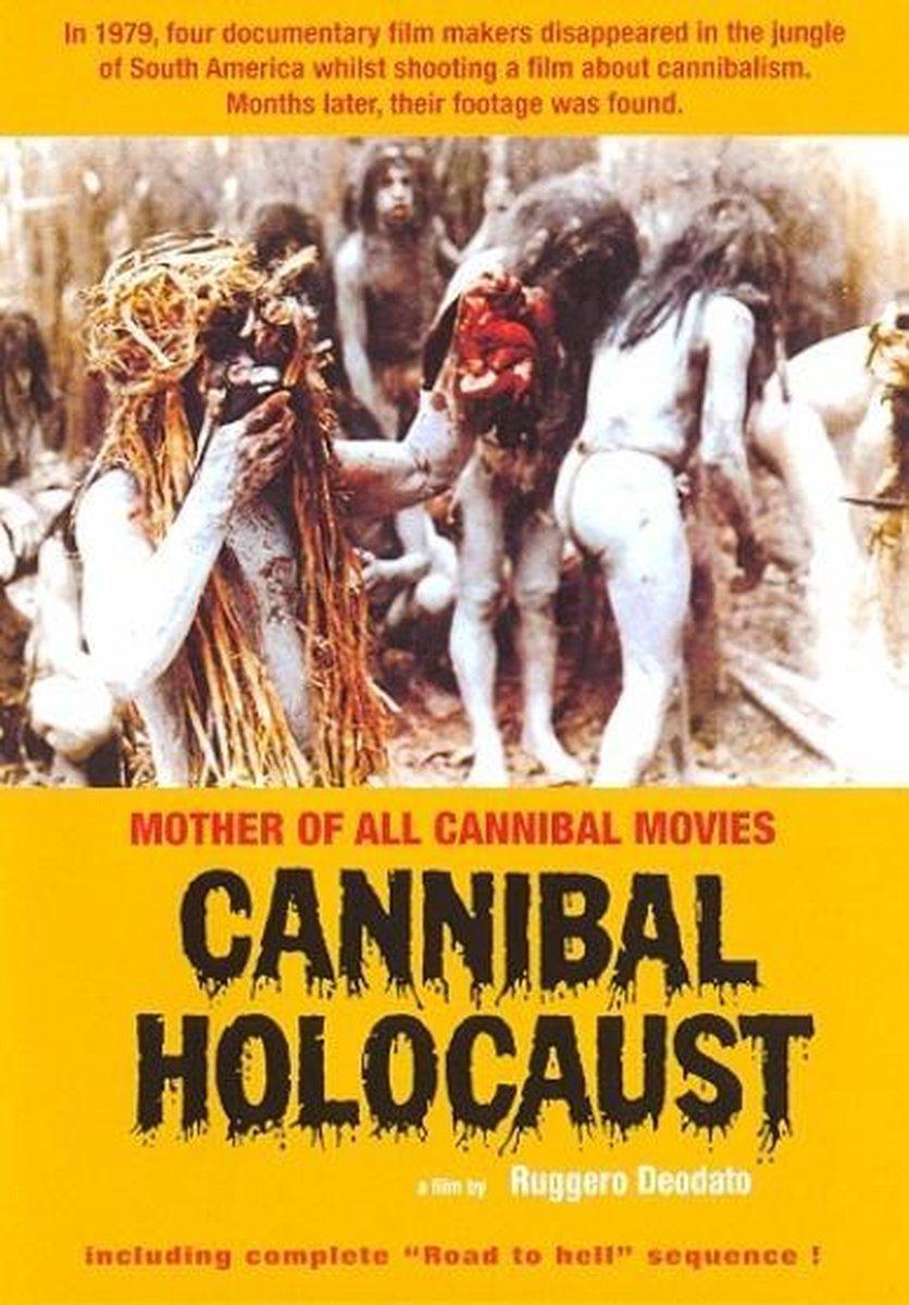 Speelfilm - Cannibal Holocaust -