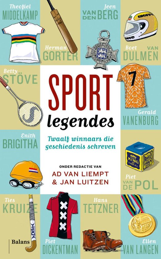 Sportlegendes - Ad van Liempt pdf epub