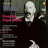 Complete Organ Works Vol5: Symphoni