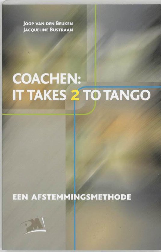 Coachen : it takes 2 to tango - J. Van Den Beuken |