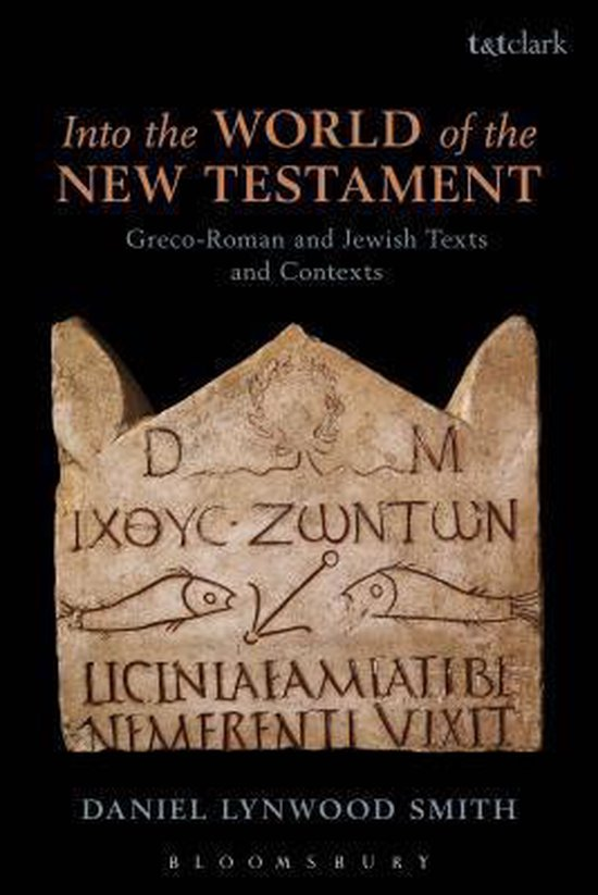 Boek cover Into the World of the New Testament van Dr Daniel Lynwood Smith (Paperback)