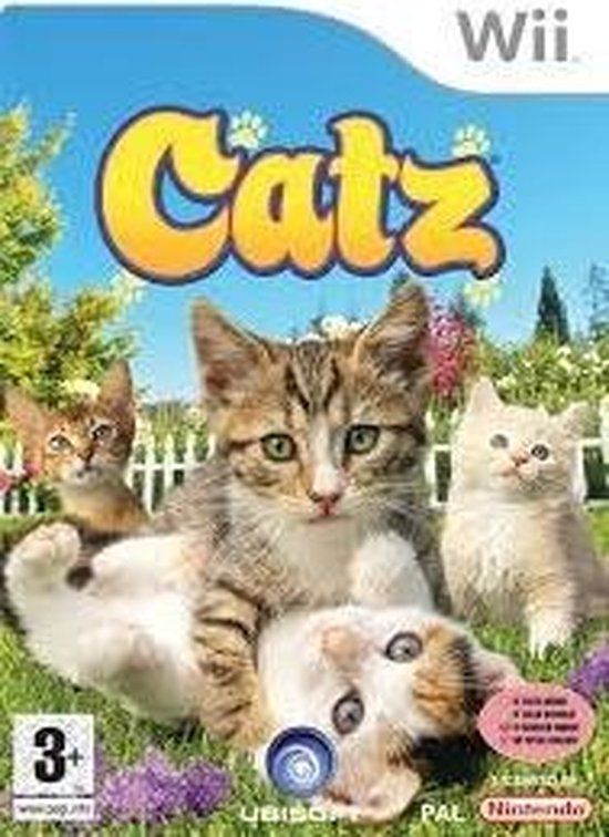 Catz (AKA Petz: Catz 2) (UK) /Wii