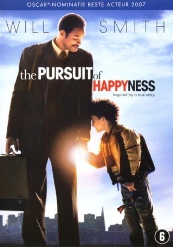 Cover van de film 'The Pursuit Of Happyness'