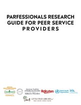 PARfessionals Research Guide for Peer Service Providers