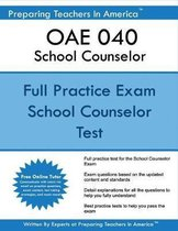 Oae 040 School Counselor