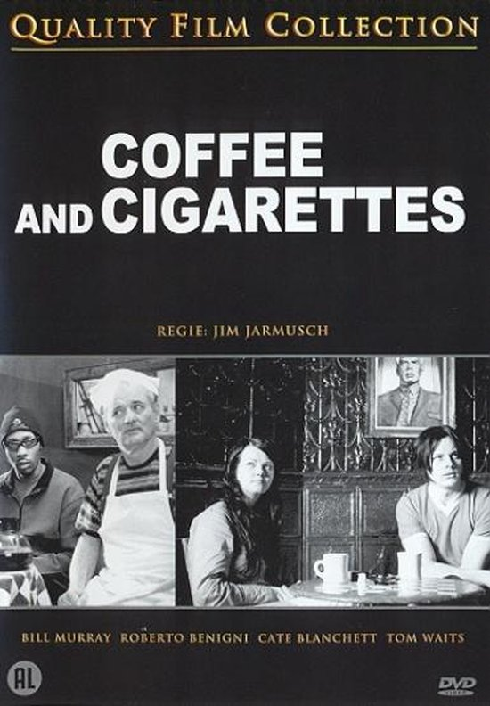 Cover van de film 'Coffee & Cigarettes'