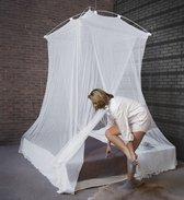 Deconet 'XL' Klamboe -polyester-2pers-150x50cm- Wit