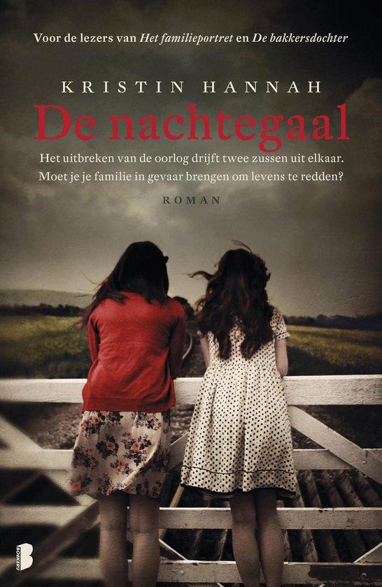 Boek cover De nachtegaal van Kristin Hannah (Onbekend)