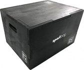 Sportbay 3-in-1 houten plyo box (Klein)