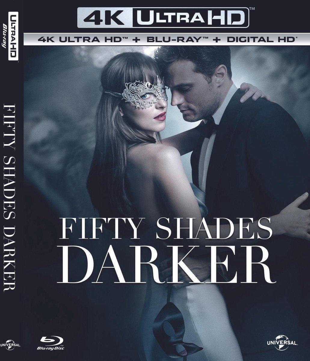 Fifty Shades Darker (Ultra 4K HD Blu-ray)-