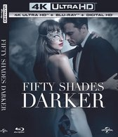 Fifty Shades Darker (Ultra 4K HD Blu-ray)