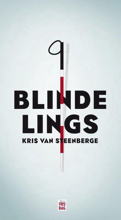 Blindelings (luisterboek) - Kris van Steenberge |