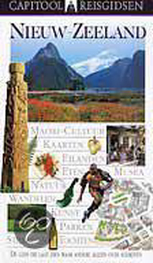 Capitool reisgids Nieuw-Zeeland - Capitool |