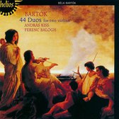 Bartok: 44 Duos For Two Violins