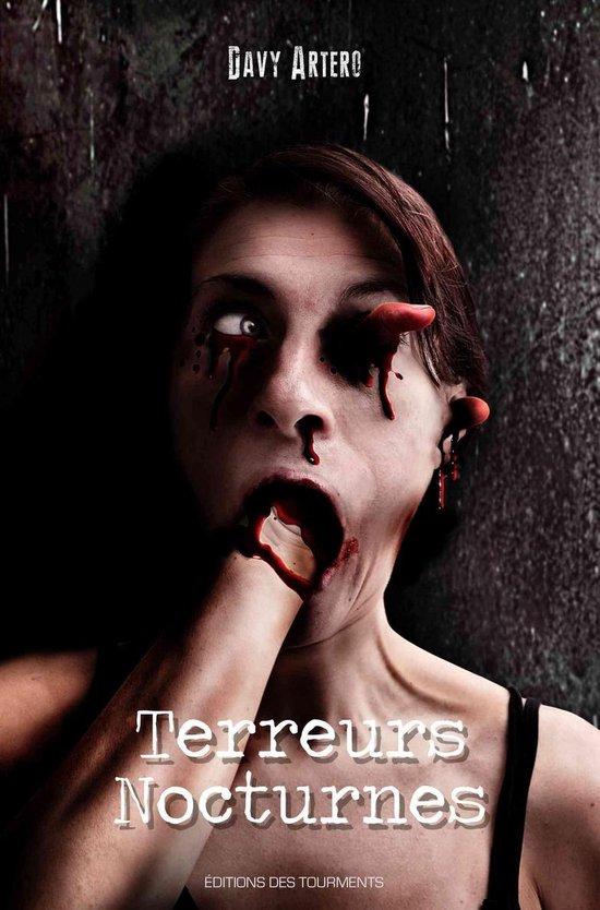 Boek cover Terreurs Nocturnes van Davy Artero (Onbekend)