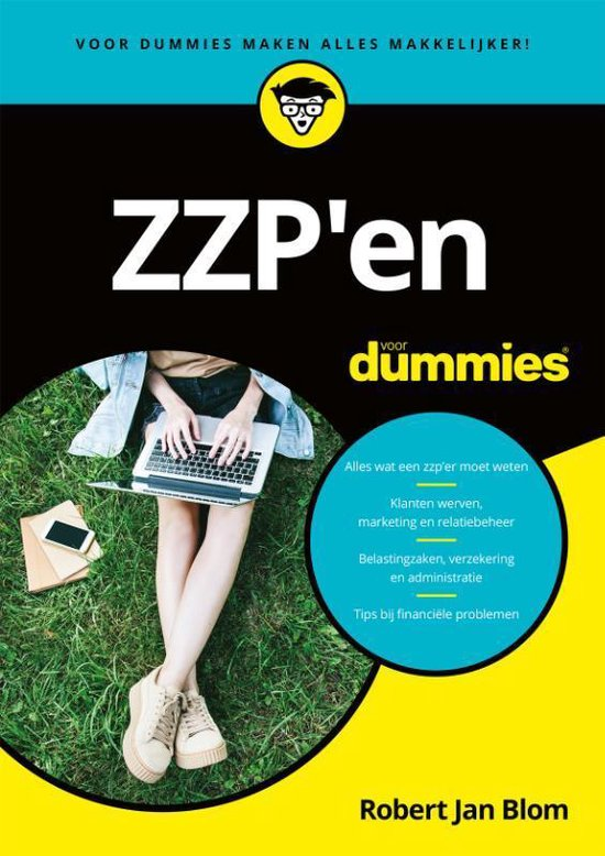 Voor Dummies  -   ZZP'en voor Dummies