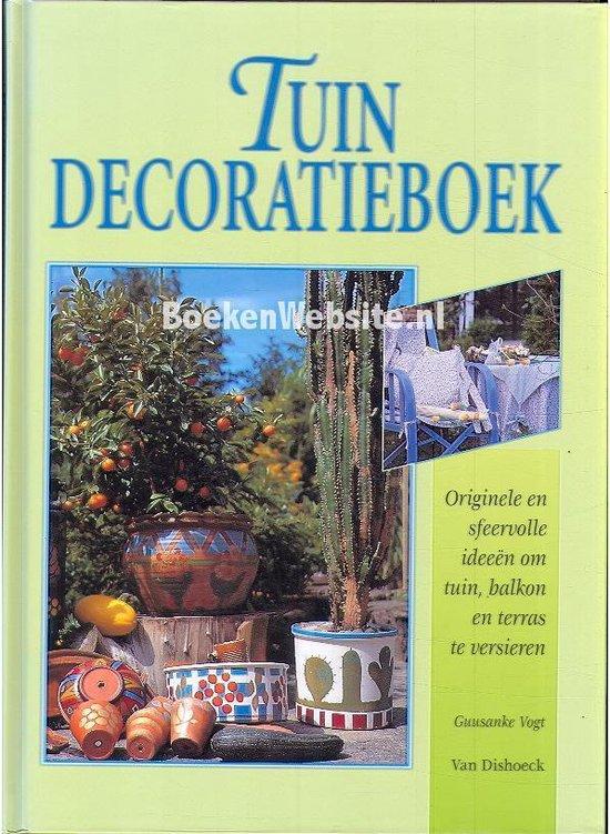 Tuindecoratieboek - Guusanke Vogt |