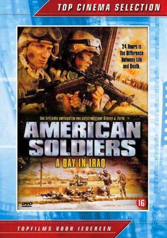 Cover van de film 'American Soldiers'