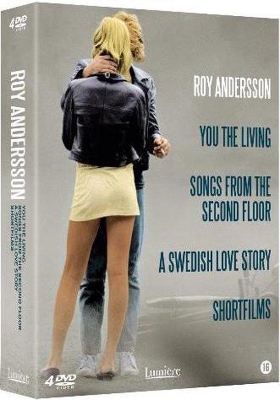 Cover van de film 'Roy Andersson Box'
