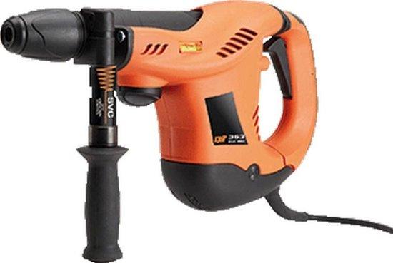 Spit 353 SRC-SVC Combihamer 1100 Watt + beitel + SDS-Max boor 20 x 400 mm + Beitel
