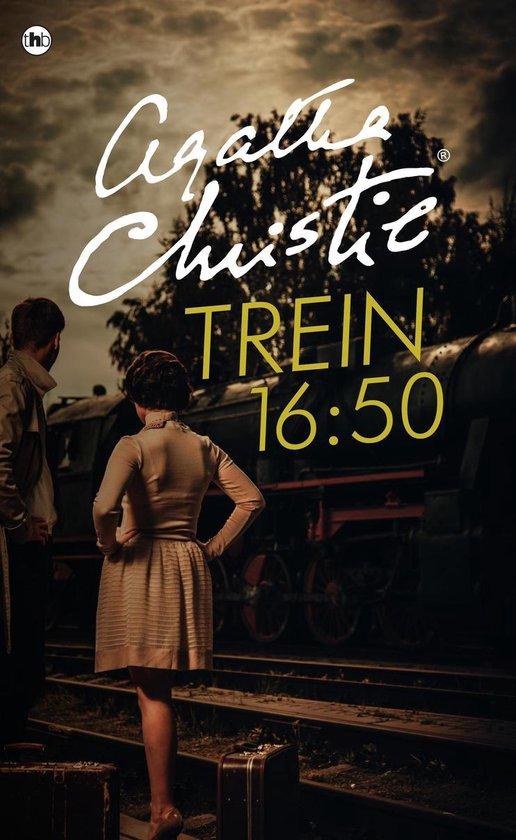 Trein 16.50 - Agatha Christie |