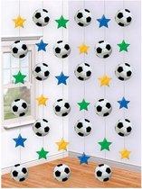 Voetbal hangdecoraties 2 m