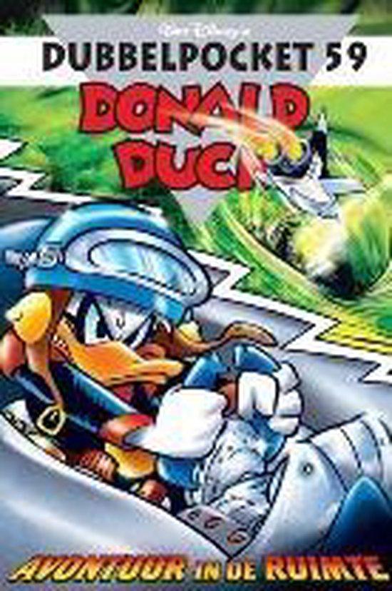 Donald Duck - Donald Duck Dubbelpocket 59 - Disney |