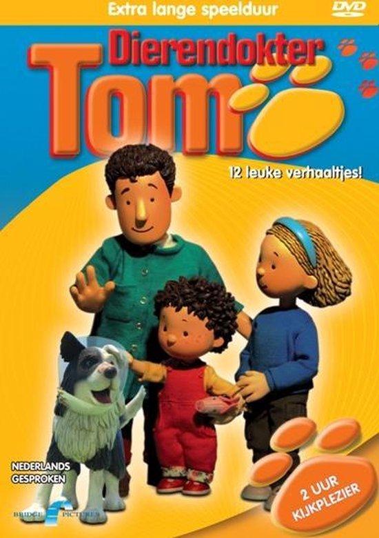 Cover van de film 'Dierendokter Tom'
