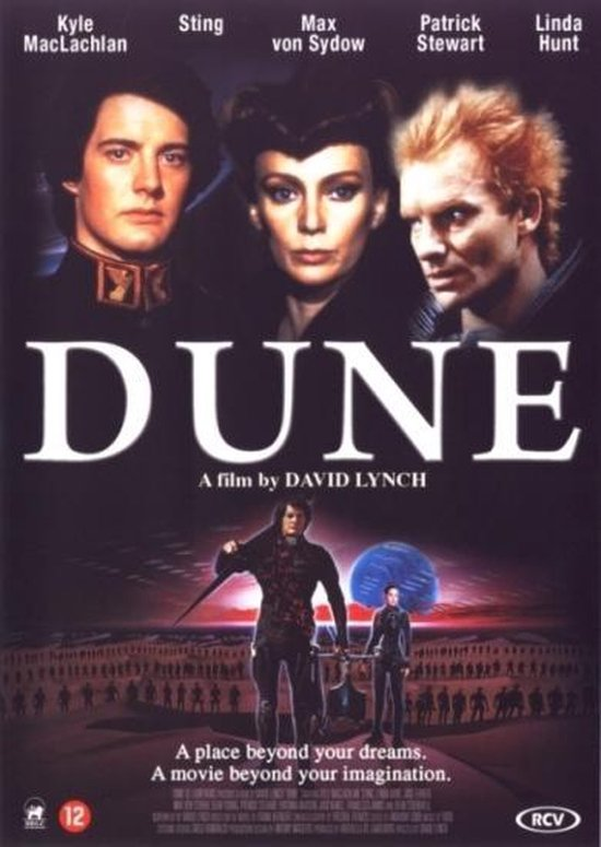 Cover van de film 'Dune'
