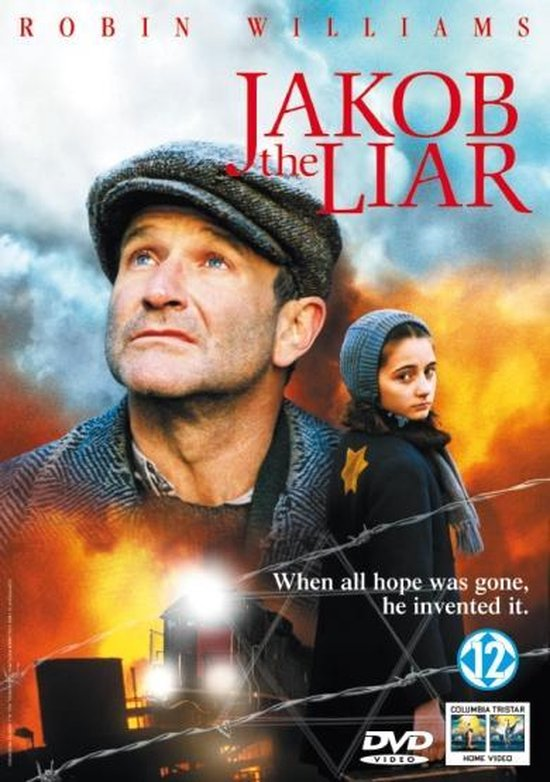 Cover van de film 'Jakob The Liar'