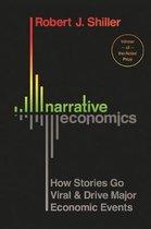 Boek cover Narrative Economics van Robert J. Shiller
