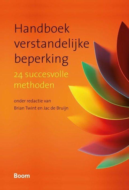 Handboek verstandelijke beperking - Brian Twint