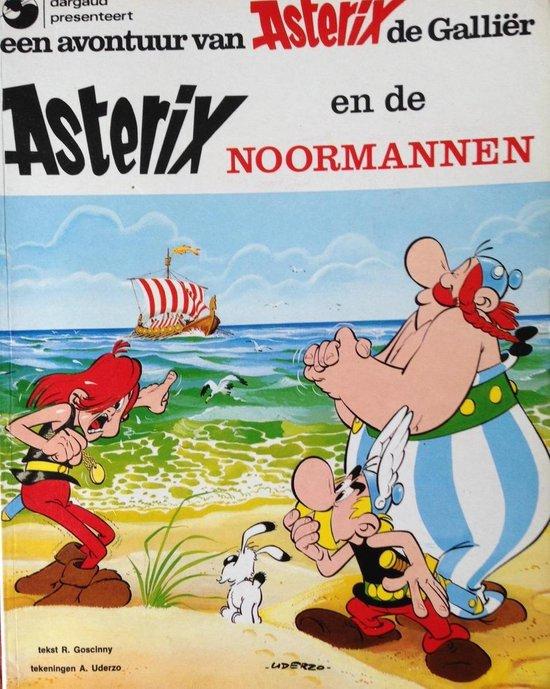 Asterix en de Noormannen - Goscinny   Readingchampions.org.uk