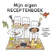 Mijn eigen receptenboek - Blanco invul receptenboek voor je eigen recepten