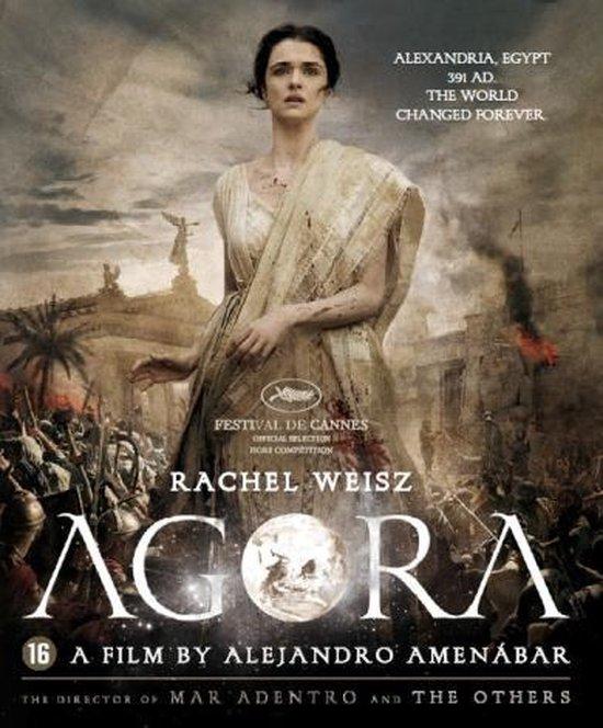 Cover van de film 'Agora'