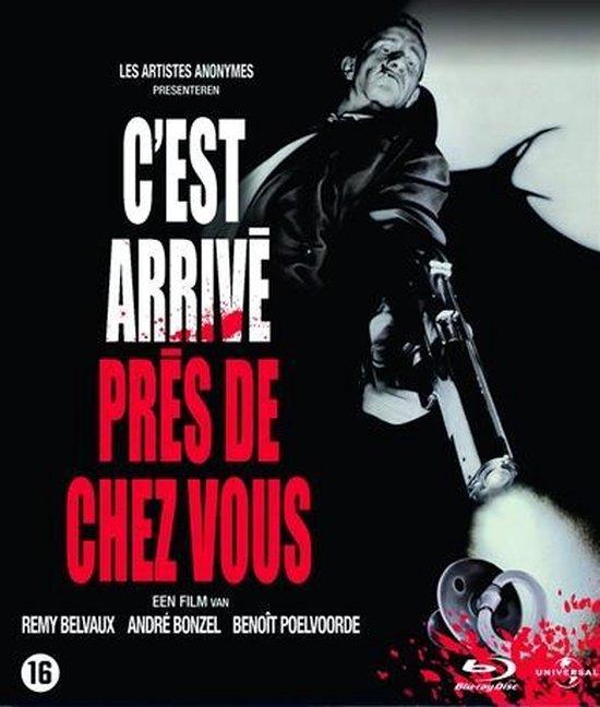 Cover van de film 'C'est Arrive Pres De Chez Vous'