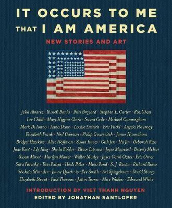 Omslag van It Occurs to Me That I Am America