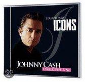 Johnny Cash - Legendary Icons
