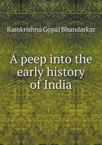 A Peep Into the Early History of India