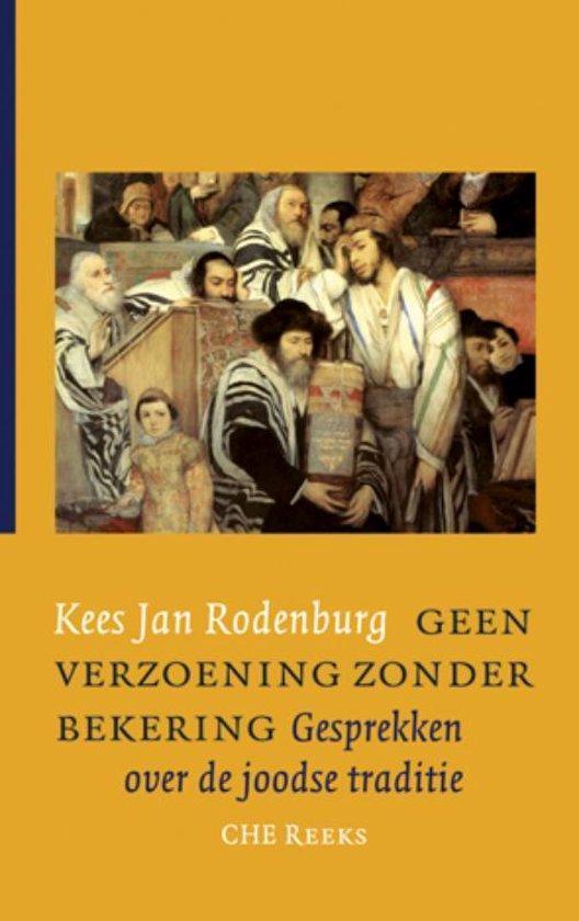 Cover van het boek 'Geen verzoening zonder bekering'